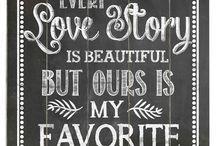 Love Story / by Terri Simonsson