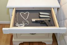 Lockable Furniture / Lockable Furniture custom designed to protect and store your valuables. Great for guns, jewelry, rifles, heirlooms, wills, passports, money and more. http://www.lockablefurniture.com/products.html
