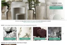 Nuovo sito internet / Nuovo sito internet con funzionalità e grafica completamente rivisitata.