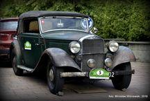 39 Beskidzki Rajd Pojazdów Zabytkowych - Samochody