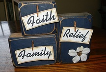 Relief Society Crafts