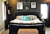 Design Ideas- Bedroom / by Holly Barnett