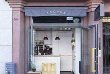 uNsEr LadEn / Inspirationen für einen Laden/Coffeeshop