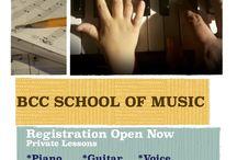 BCC School of Music