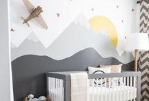 Dormitorio de bebés