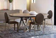 :ϟ: En toute convivialité :ϟ: / Gautier vous propose du mobilier pour recevoir en toute convivialité. Voici une sélection de nos tables de repas ! / by Gautier
