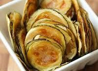 gourgette chips.