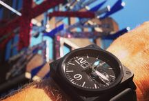 BR03-51 GMT-TWG / Bell & Ross GMT for THE WATCH GALLERY / by Simon Cudd