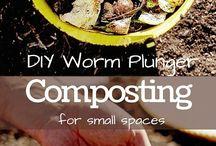 diy worm plunger