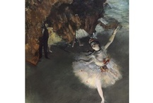 Edgar Degas Art Prints / Discover Degas art prints for your home or office. Edgar Degas is one of the founders of Impressionism - although he rejected the classification. He is most well-known for his art prints of dancers and women.  / by Bandaged Ear