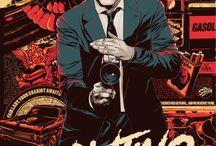 Quentin Tarantino n his movies