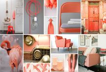 Corail & Peach mood
