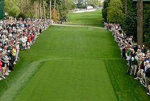 I love golf courses