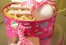 Easter with The Bath Witch / Easter baskets!