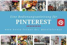 Bedienungsanleitung Pinterest