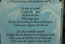 Spreuken en gedichten