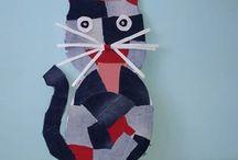 Cat craft ideas