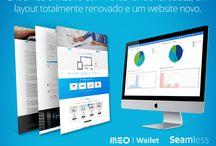 Software de Faturação Online / Newsletters e Banners