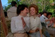 Anne of Green Gables and Megan Follows