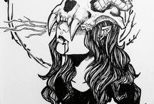 Drawings od death