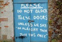 Garage door inspiration / Want a new garage door? Here's some inspiration