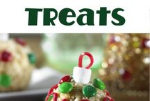 Christmas treats / by Danielle Hubler