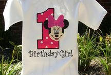 Pink Minnie Mouse Birthday / Meeska Mouska Minnie Mouse!  Guess who's having a party and Disney's in the house. At Happy Birthday Boutique we offer a great selection of Minnie Mouse Outfits, Minnie Mouse Tutu & Pettiskirt Sets, Minnie Mouse Birthday Party Invitations, Personalized Minnie Mouse Birthday Shirts, Minnie Mouse Dresses  and much more! See more of our items at www.happybirthdayboutique.com