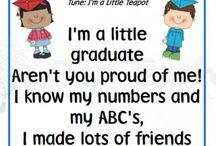 Graduation preschool