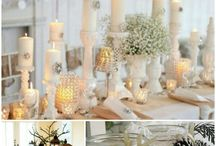 Ideas for winter decoration