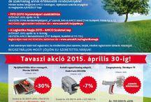 Töltse le most áprilisi AKCIÓS szórólapunkat! / Töltse le most áprilisi AKCIÓS szórólapunkat! http://www.amcokft.hu/shop_ordered/69165/pic/MEGHIVO_PPDEXPO_Logisztika_napja.pdf