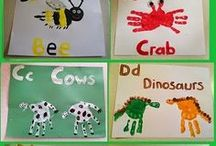 Preschool art activities