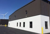 Industrial / Warehouse Projects by Mosser Construction of Ohio / Mosser Construction is a General contracting company headquartered in Fremont Ohio. Mosser construction has huge experience in construction for the Industrial/Warehouse industry. Check out some of their excellent work in that area.