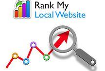 Rank My Local Website