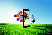 Samsung  / Le emozioni, i ricordi, il divertimento: tutto il tuo mondo ti segue in un dispositivo #mobile Samsung! #LifeCompanion #Amazing
