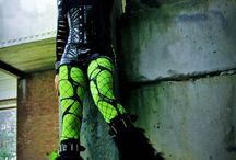 cybergoth super fashion women