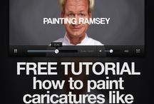 Free Video Tutorials / A series of free video tutorials to help improve your understand of art and techniques. art | tutorial | free | video