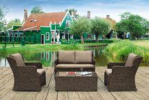 Dış Mekan Mobilyalar / Bahçe,balkon ve teraslarınızda rahatlıkla kullanabileceğiniz mobilyalar...