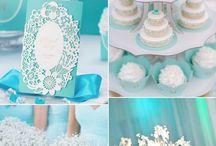 niebieski ślub I blue wedding