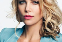 Charlize Teron / by Walter Rapone