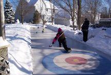 Curling / Sports