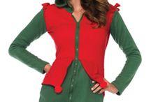 Christmas Costumes / Costumes to help you enjoy your Christmas Holiday season