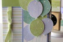 Card Making / by Lauren Wilson