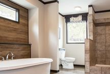 Manufactured Home Bathrooms