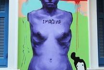 Wandbilder& Grafitti