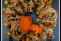 Fall Decorating Ideas / by Lacey Spinks