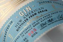 Wine & Spirit Labels