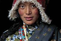 Portraits of Tibet and the Silk Road / Striking Portraits of the people of Tibet