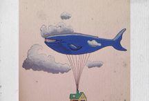Illustrations / Cetacea