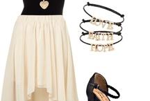 Kjoler/klær