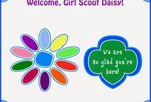 Daisy troop leader